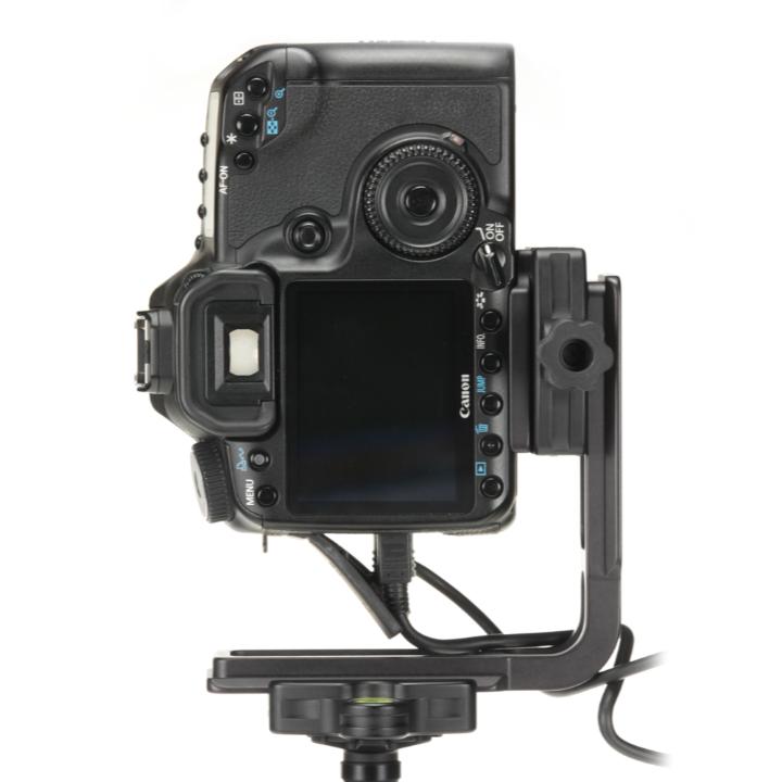 L Bracket on Camera