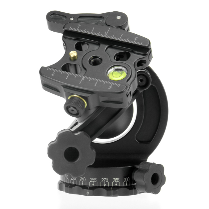 Acratech Ultimate Ballhead + Locking Lever Clamp 1129