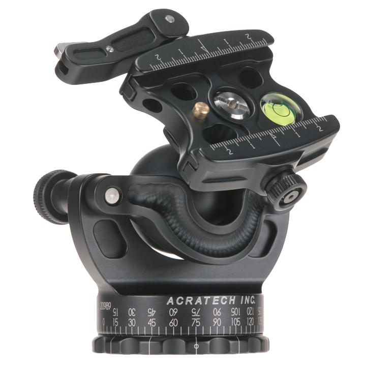 Acratech GP Ballhead + Lever Clamp 1157