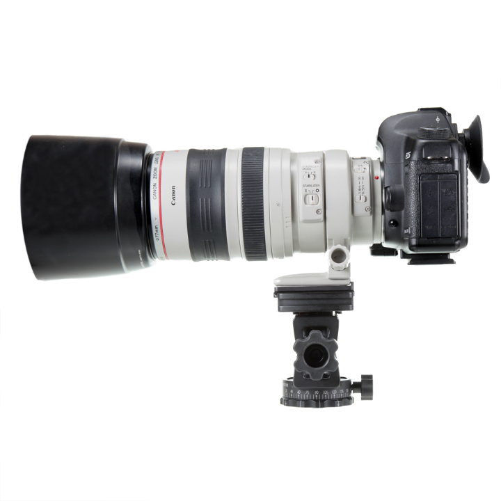 1160 long lens head with camera